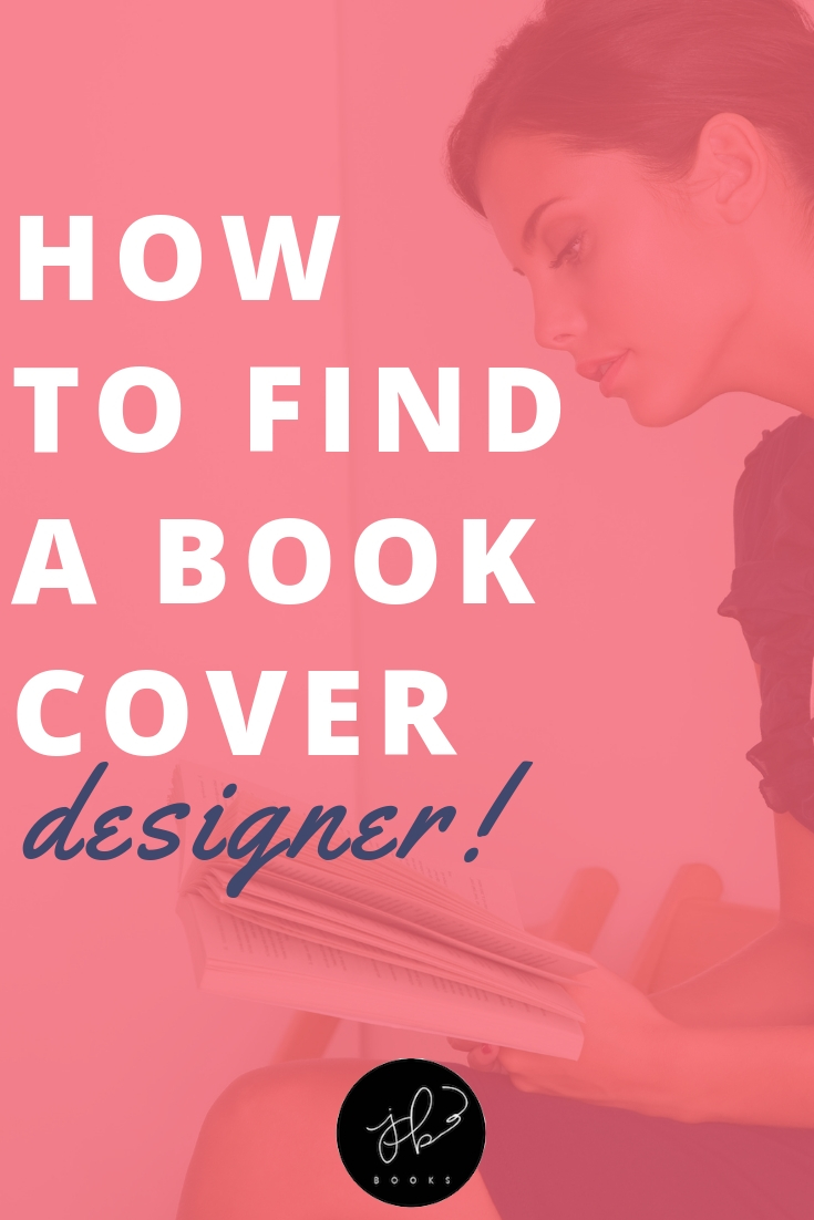 How to Find a Book Cover Designer