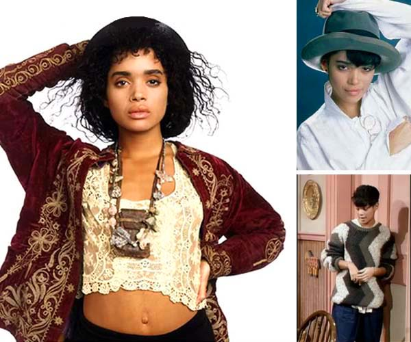 Top 10 halloween costume ideas holiday celebrate denise huxtable was a true style icon oversized layers mixing patterns and funky 90s hats are key for achieving lisa bonets babedom sciox Image collections