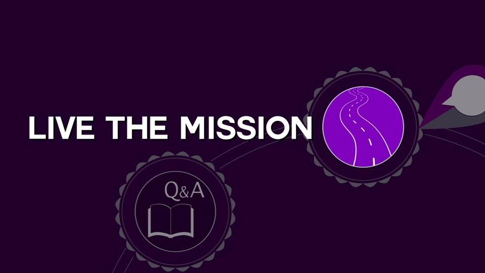 Sermons - Live the Mission.JPG