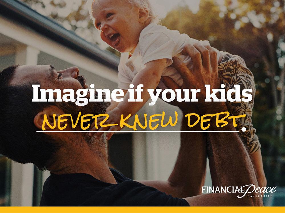 Kids Debt