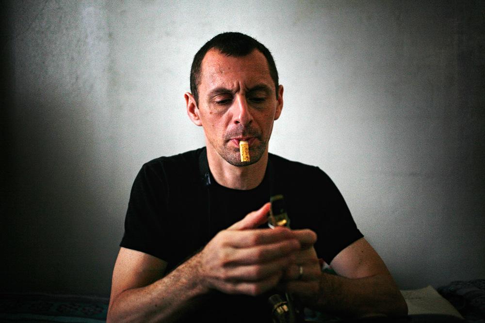Sedric Choukroun, Sugar Hill, 2007