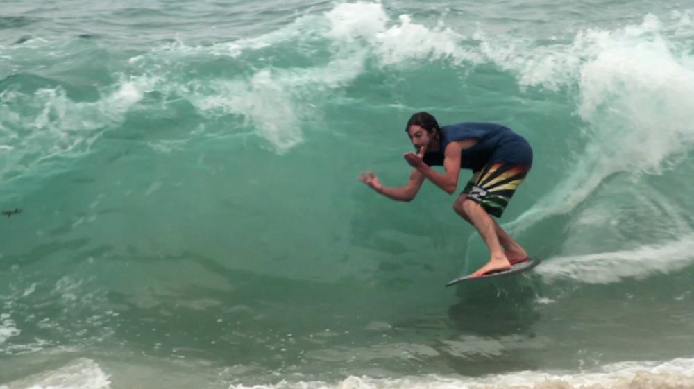 Vic World Championships of Skimboarding / 2014