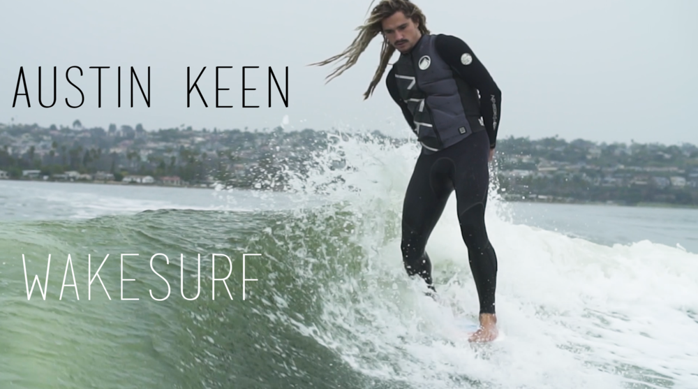 Austin Keen Wakesurf / 2016