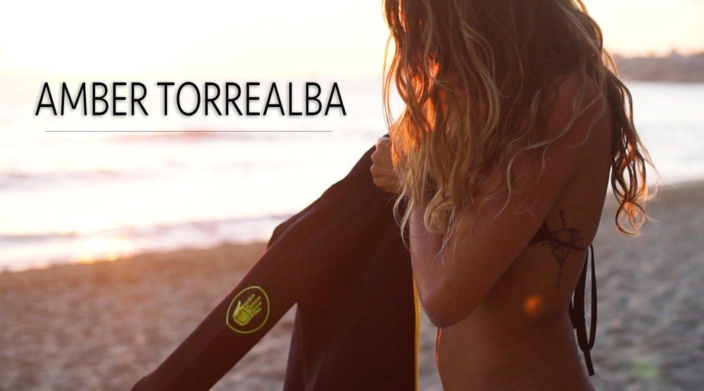 Amber torreALBA on the west coast / 2016