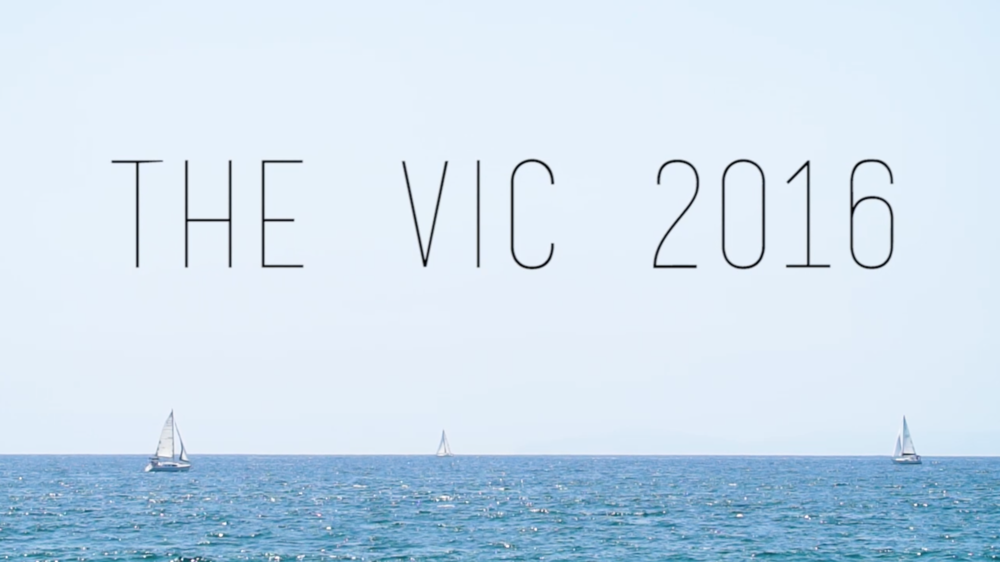 The Vic World Championships of skim official / 2016