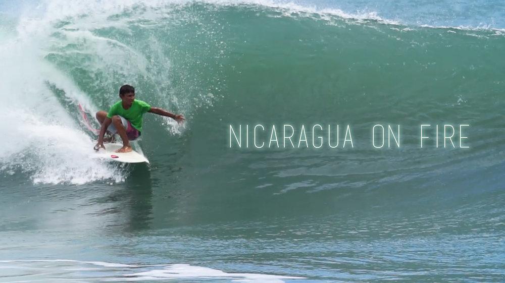 Nicaragua on Fire
