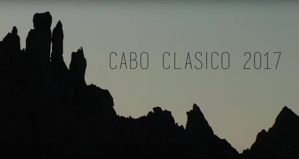 Cabo clásico // 2017