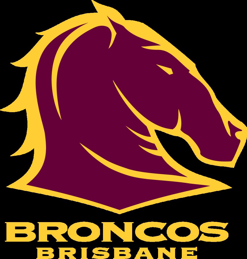Brisbane Broncos Tube Bandana