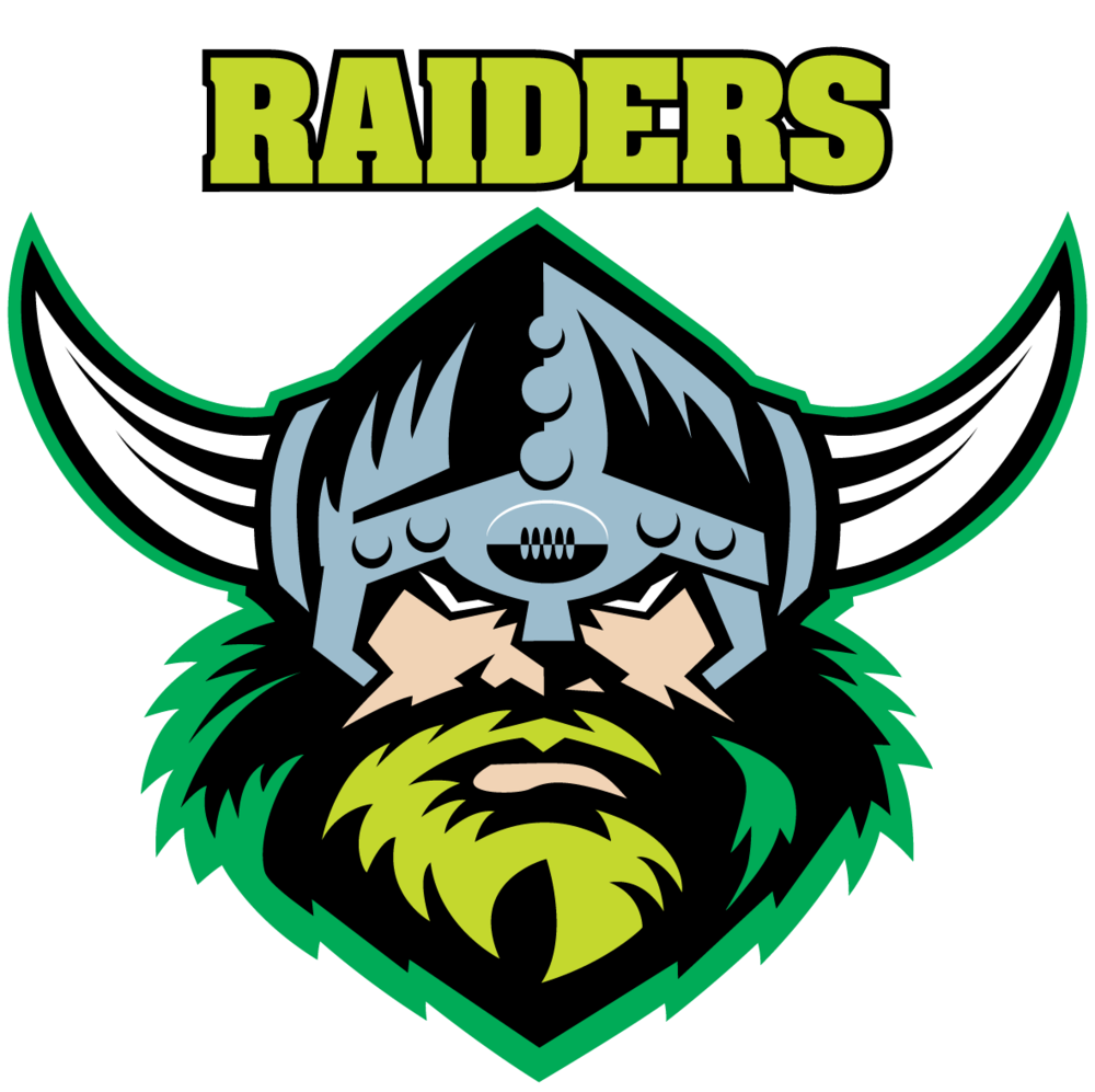 Canberra Raiders Tube Bandana