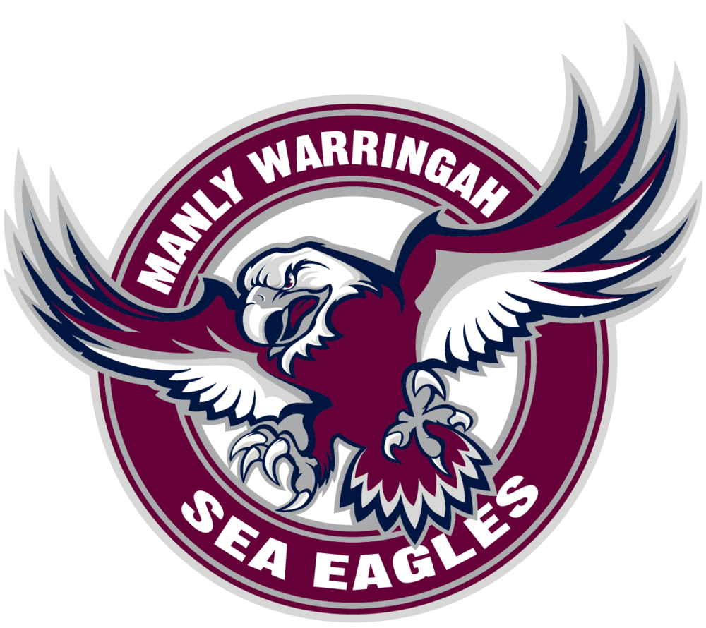 Manly Warringah Sea Eagles Tube Bandana