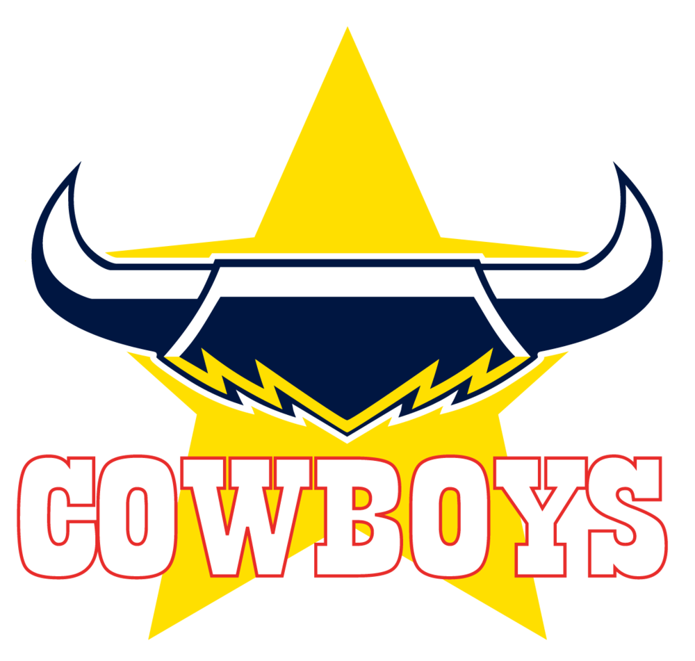 North Queensland Cowboys Tube Bandana