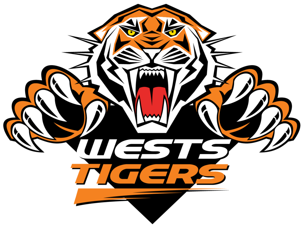 Wests Tigers Tube Bandana