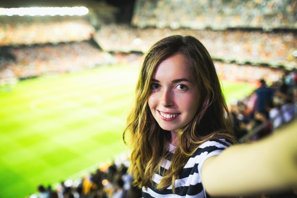 The sports fan