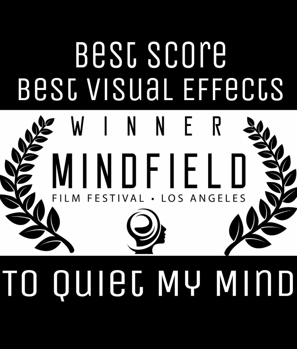 - Two more wins for To Quiet My Mind!!!!!* Best VFX (Damien Nemire-Pepe) second win in this category.* Best Score (Joey Paul)