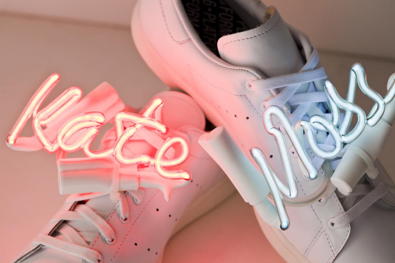 Kate Moss x   adidas Originals x Platform 6