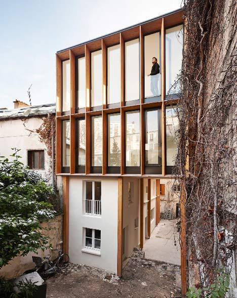 Heliotrope Raising by Bang Architects