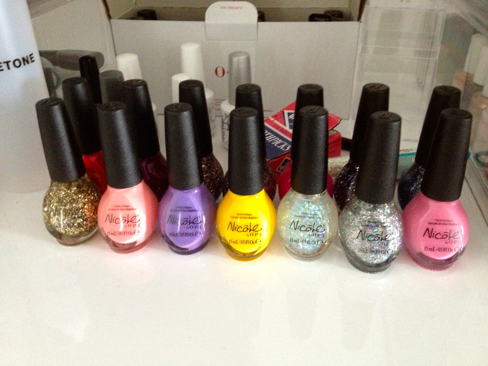 Selena Gomez Collection, row one.