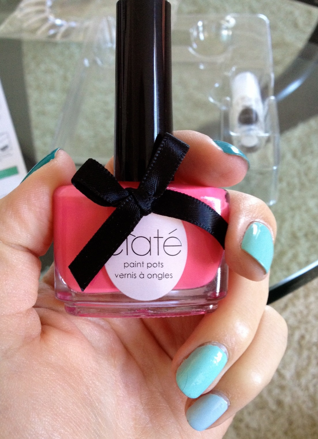 A new full-size Ciaté is always welcome!
