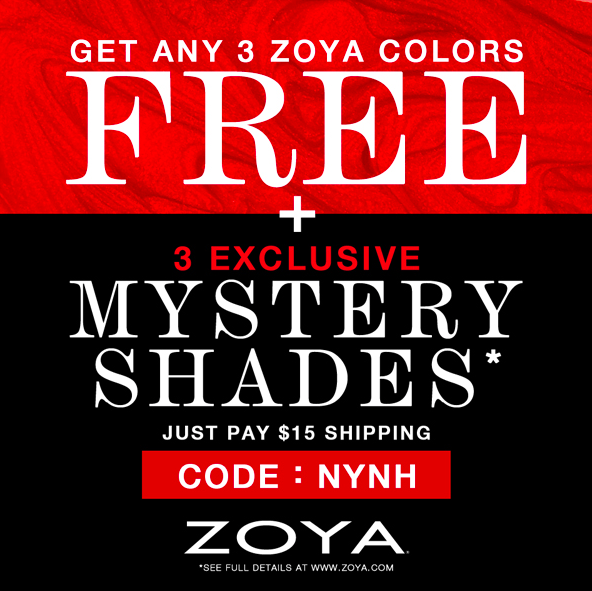 Click the pic to head to Zoya's website to learn all about the promotion and, of course, BROWSE!