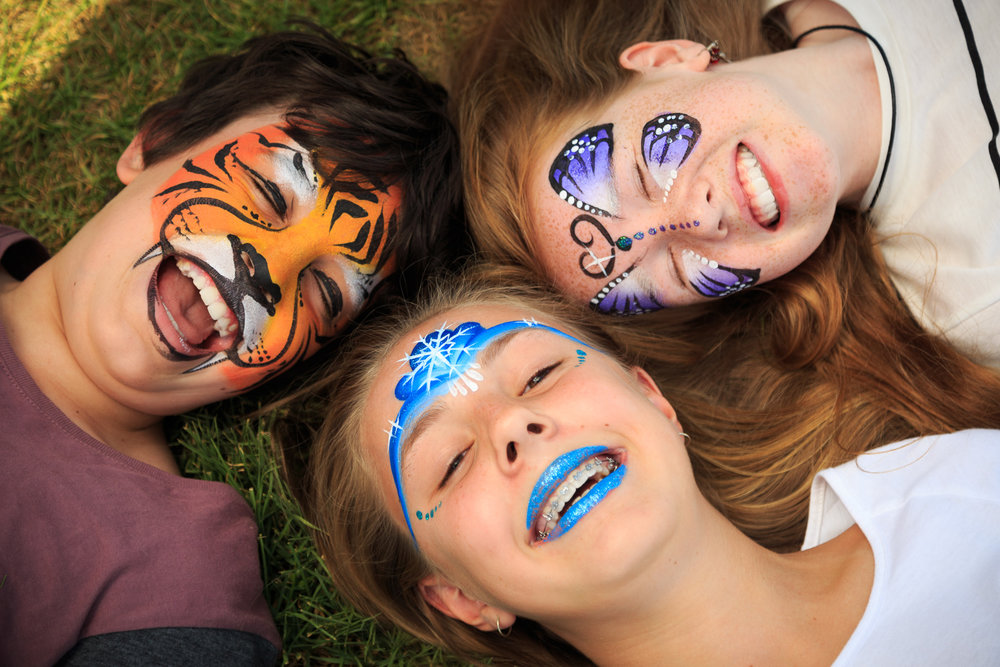 FACE PAINTING & BALLOON PARTY ~ Ages 3+