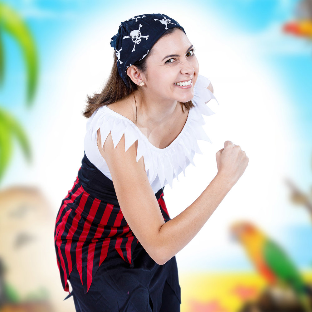 PIRATE PARTY ~ Ages 4+