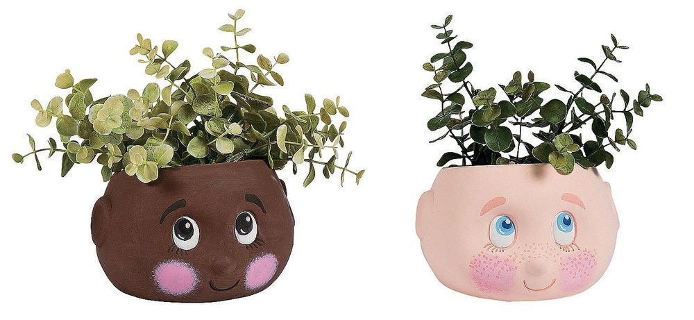 Grass Head Ceramic Planters.jpg