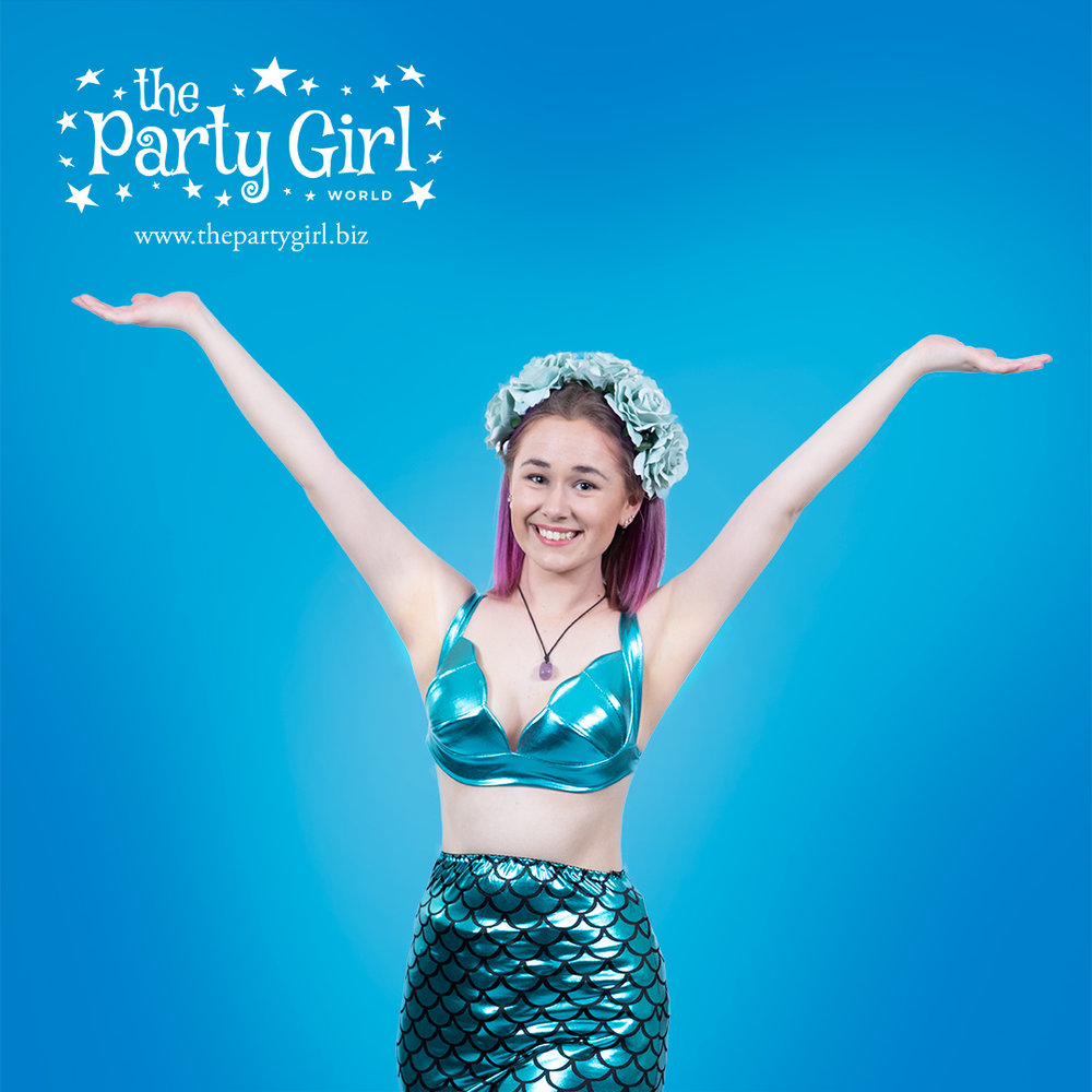 MERMAID PARTY ~ Ages 4+