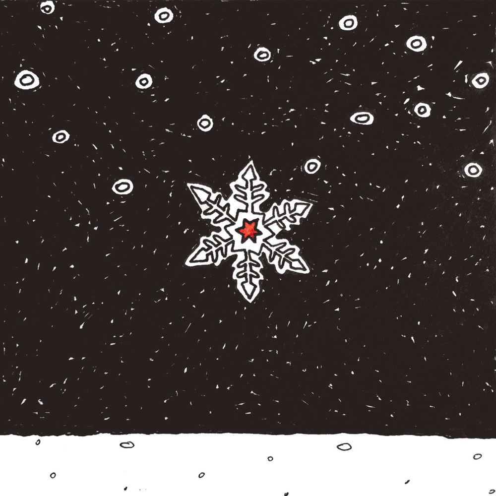 1 dicembre:  essere presenti l'istante esatto in cui inizia a nevicare.