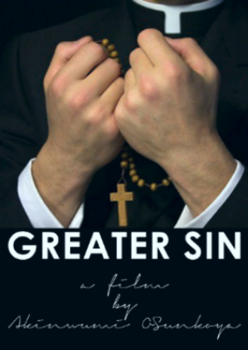 greater sin poster