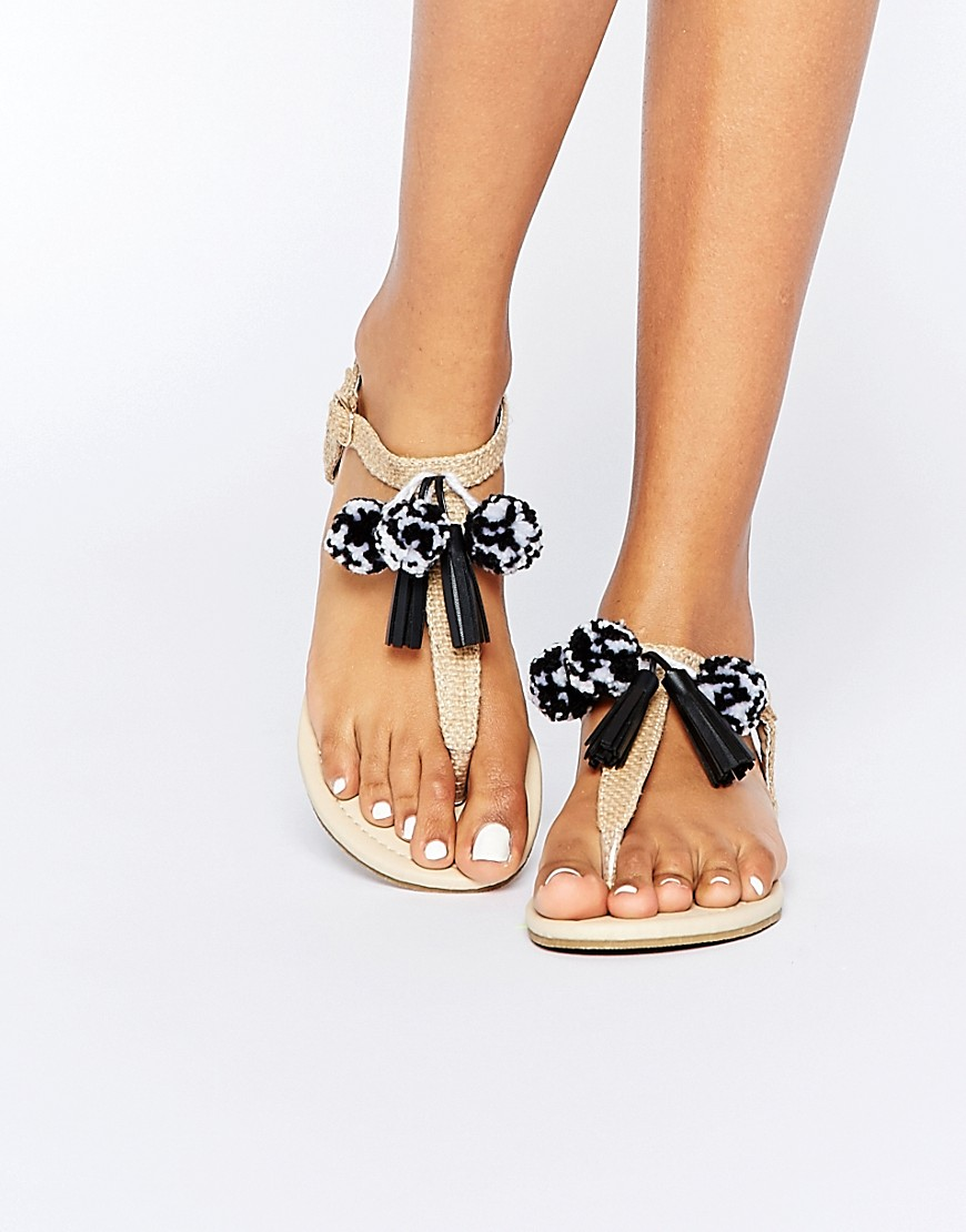 Asos Fruit Loop Sandals £16