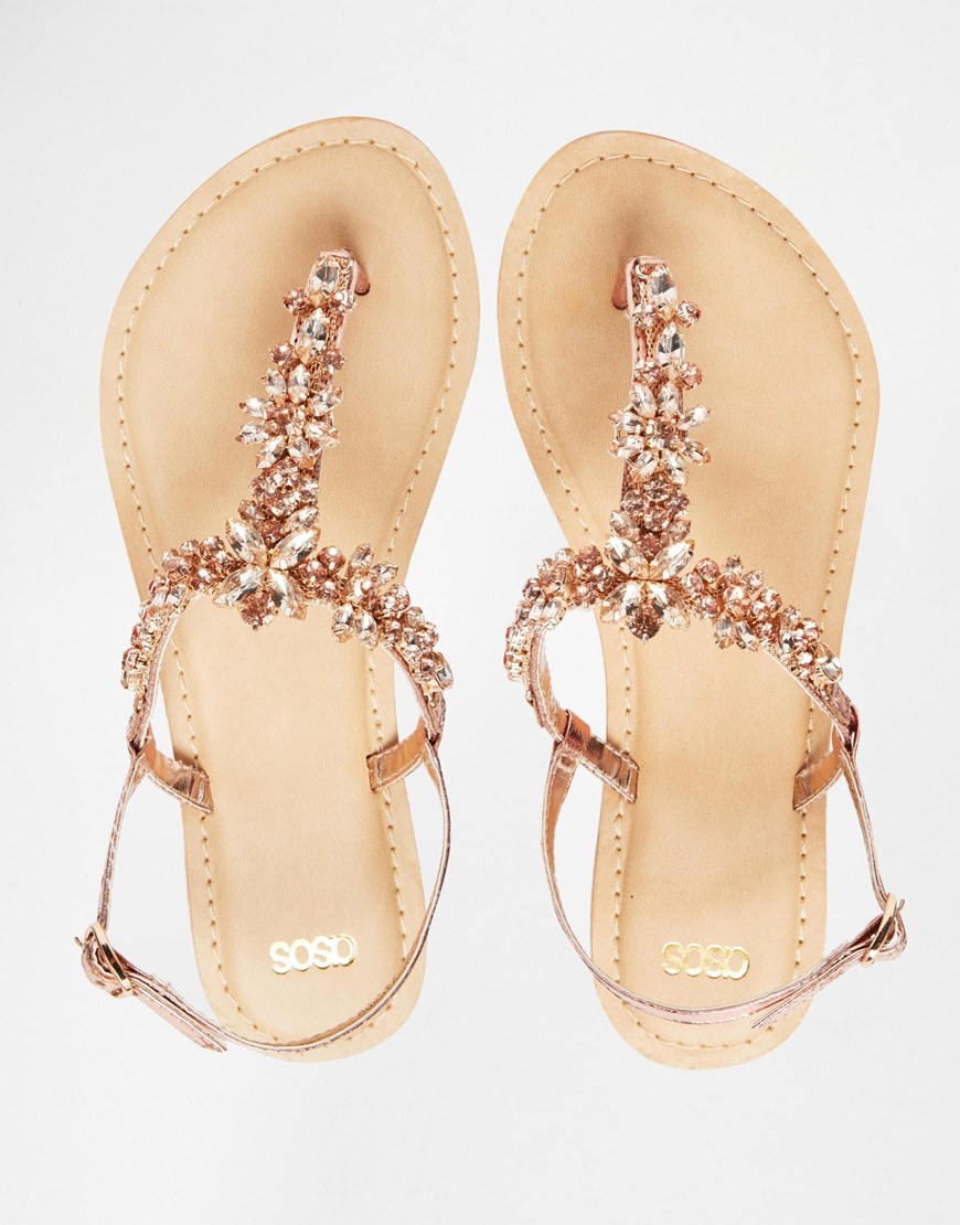 Asos Fiji Sandal £28