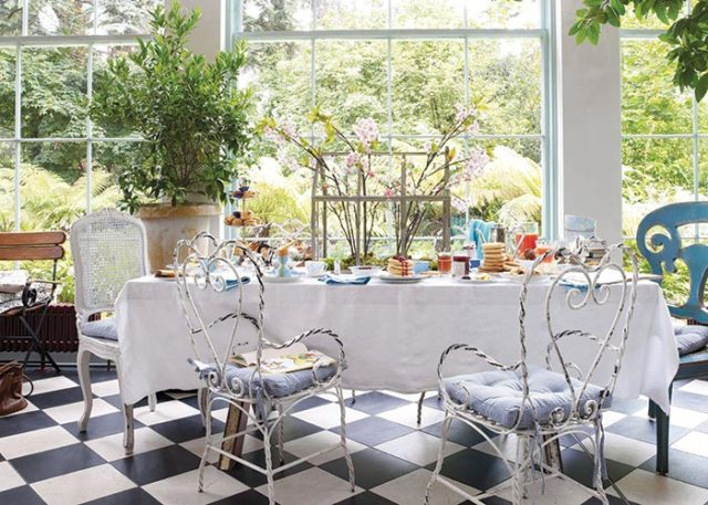 Afternoon Tea, The Fern House Cafe