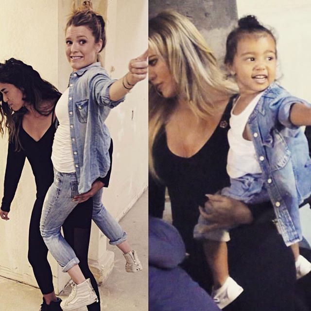 We always knew you were ready for motherhood @khloekardashian 👶🏽 #hbd 🎂🎂🎂 . . We're so happy Khloé found her True calling in motherhood (though we'd still like a word with baby daddy...). Your strength and tenacity inspires! You go Glen KOKO!! It's your day! 🎂🎉🦀🎉🎂 #crabszn . . 🎙Keep up with the latest shenanigans this family puts us through with @saybiblepodcast. New Pod every week with @kathleenelee and @natnatles. 🎙 . . ☎️Make sure to get up to speed this week with big picture stuff too (more relevant now that some KarJennerWests have become more... vocal) . Text @resistbot to hear the latest issues and contact your reps. Donate to @raicestexas, the @aclu_nationwide, the @adcnational and any other orgs you know need support add in the comments! 👇👇👇 (haters will be blocked) #keepfamiliestogether #nobannowall 🗳