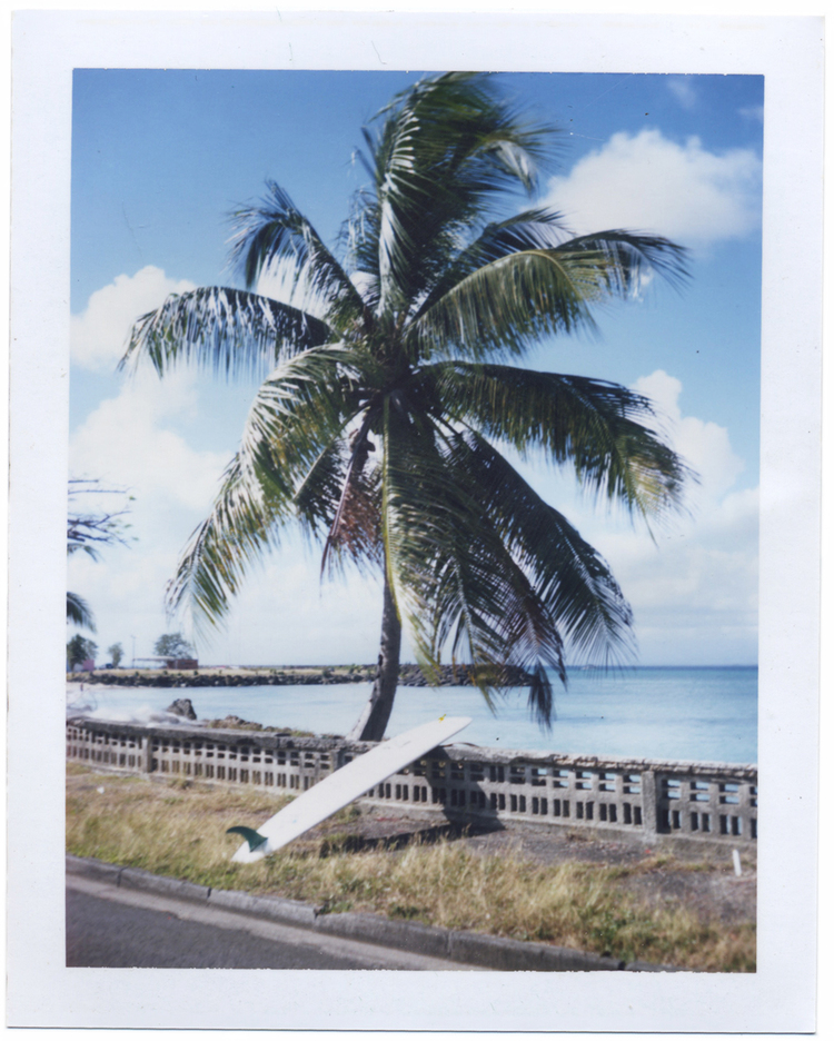 Caribbean Blue -