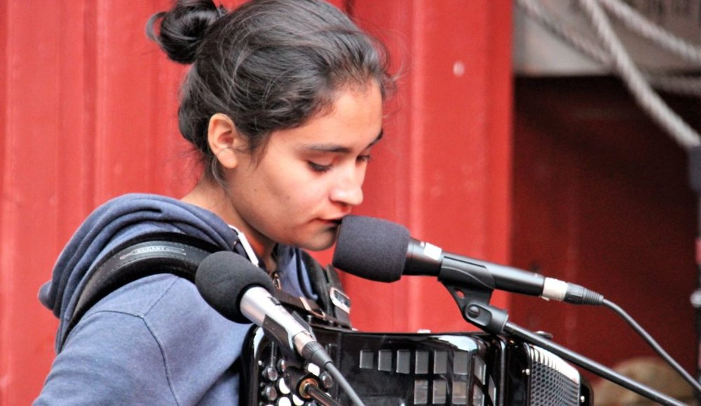 Daniela Reyes (foto: Folkets Hus)
