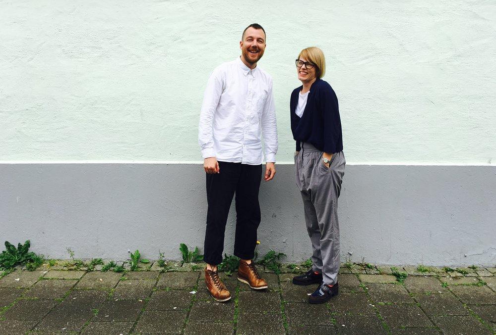 Lederduoen i Borealis – en festival for eksperimentell musikk,Peter Meanwell og Tine Rude, ser ikke en motsetning mellom kjønnsbalanse og kunstnerisk kvalitet.