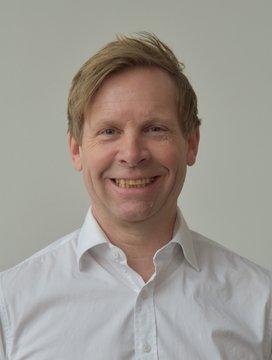 Prosjektleder Rune Rebne. Foto: Norges musikkhøgskole