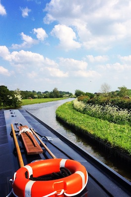 Ahoy, Ol' Blighty!: Taking to the U.K. Canals in Your Own Narrowboat