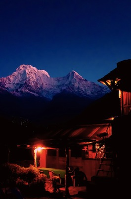Lodging in the Himalayas