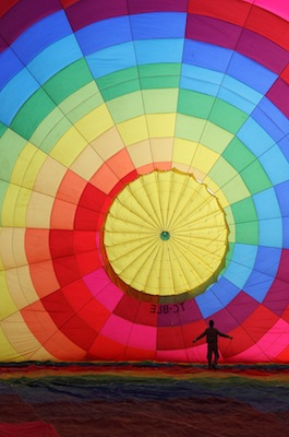 Hot Air Balloon Rides Near Cincinnati, Ohio