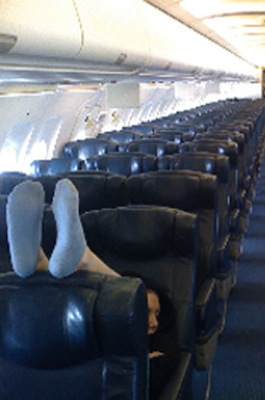 How to Find an Uncrowded Flight