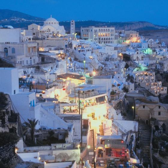 Honeymoon Ideas on Santorini Island