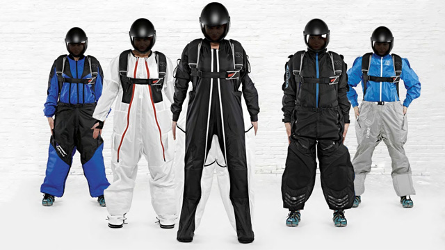 Fly Gear: The New School of Tracking Suits