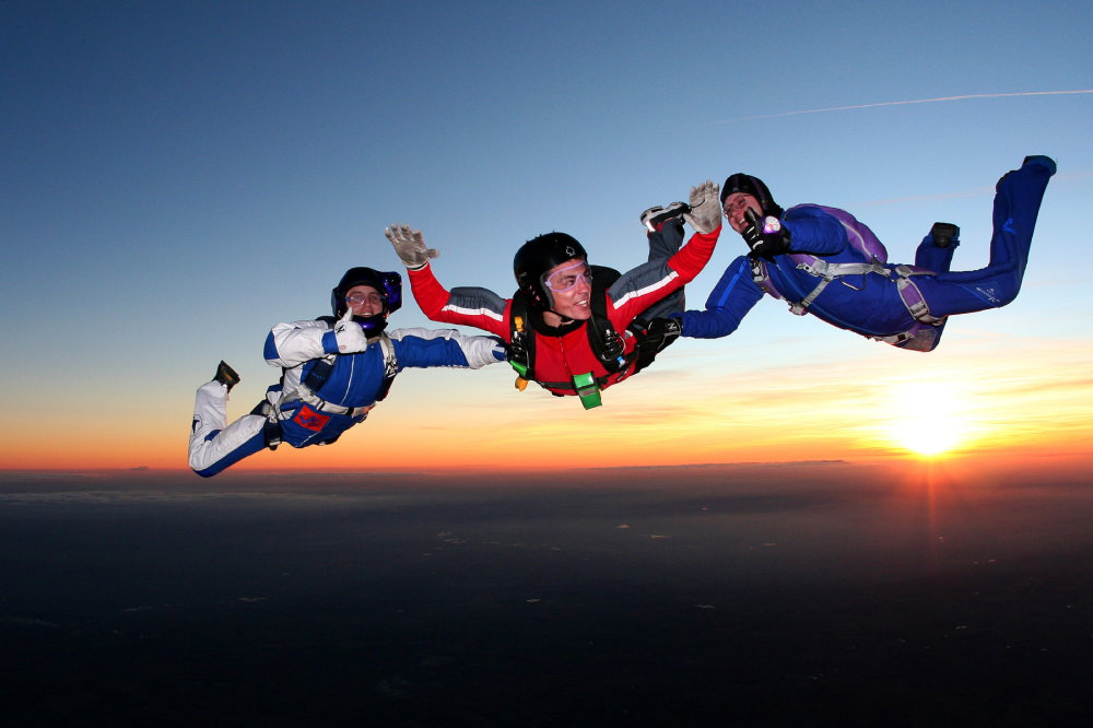 What You're Doing Wrong As A Skydiving Student (And What You Can Do To Fix It)