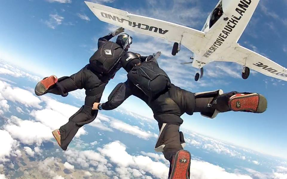 Case Study: How to Make A Really Good Life In Skydiving