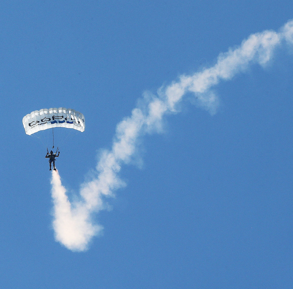 Demo Skydiving for N00bs