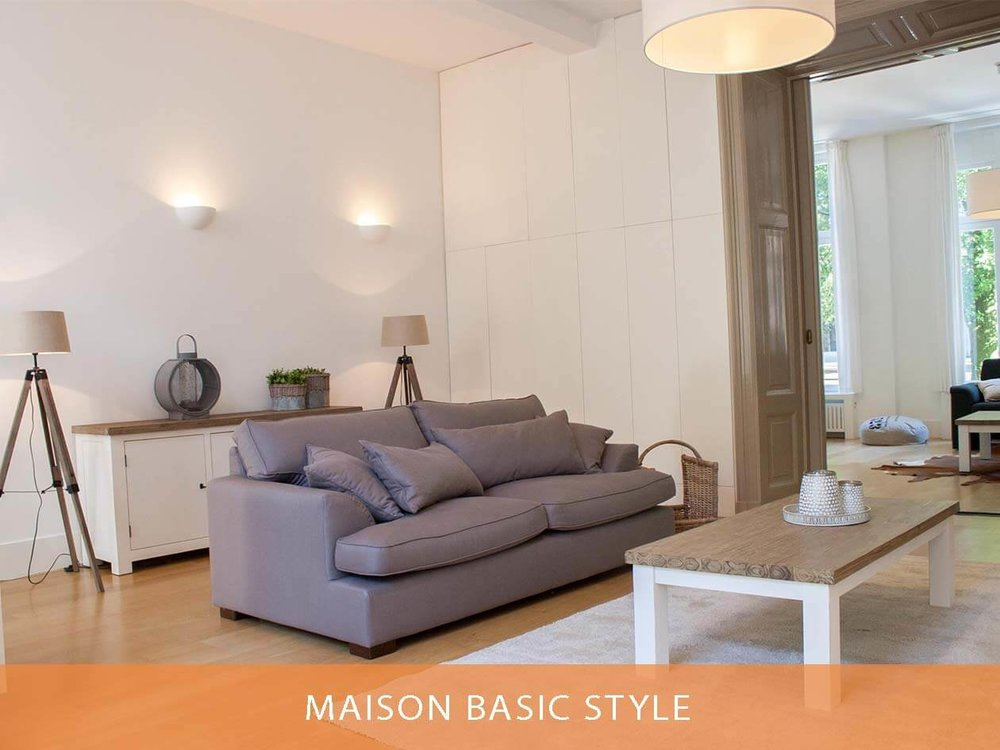 Maison Basic style    request a quote