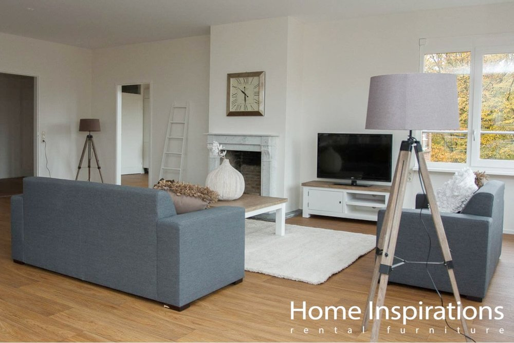 Furniture rental in the Netherlands  To your liking & budget!   request a quote