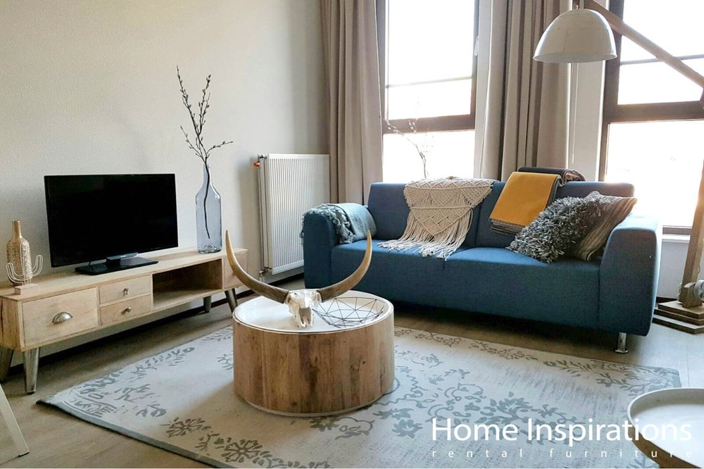 Rent Furniture in the Netherlands  To your liking & budget!   request a quote