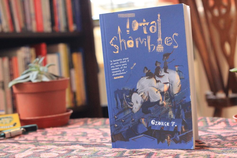 Total Shambles - £5.99 (SALE!) Paperback, £4.99 eBook